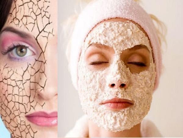 овсяная омолаживающие маски для лица в домашних условиях