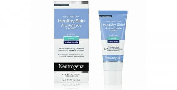 крем Neutrogena Healthy Skin Anti-Wrinkle