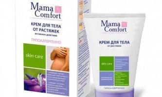 крем от растяжек для беременных