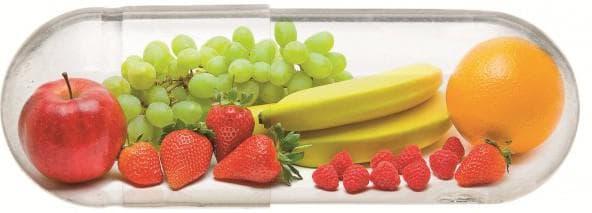 устранить нехватку витаминов
