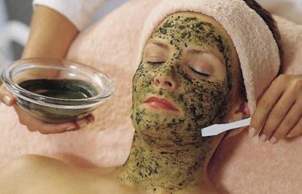 травяная маска для омолаживания лица