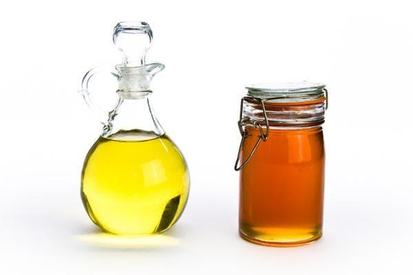 касторовое масло с добавлением коньяка