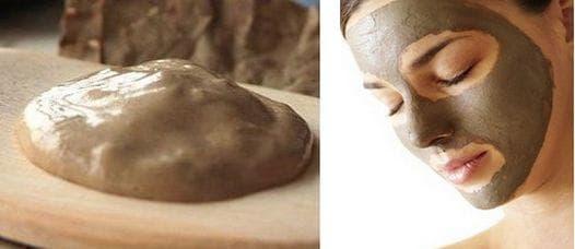 маска для лица с мумие