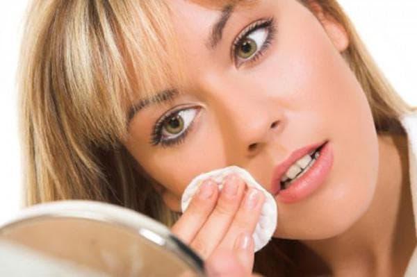рецепт для снятия раздражений на лице