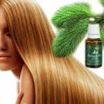 Как использовать пихтовое масло для волос?