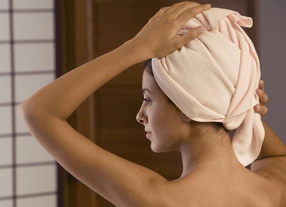 маска для волос Чесночное обертывание