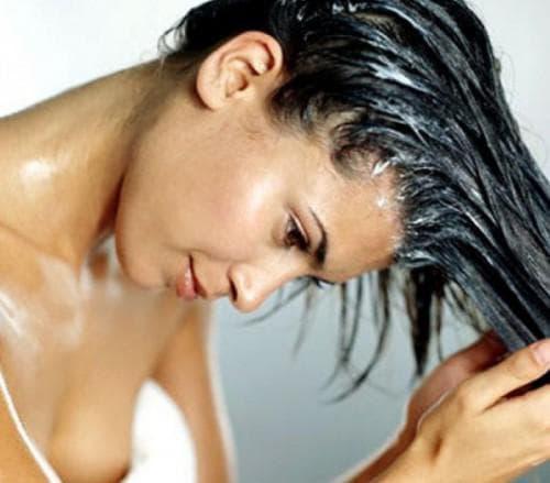 маска для волос Масляные компрессы