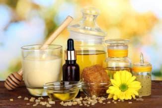 Масляное обертывание масла зародышей пшеницы
