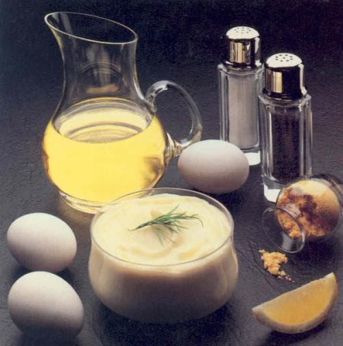 лавандовое масло и яйцо для волос