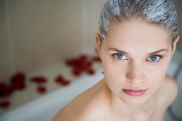 кефирное питание для волос