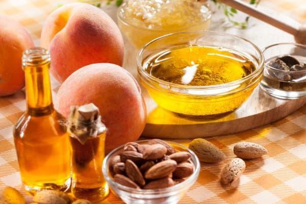 масло персика и миндаля