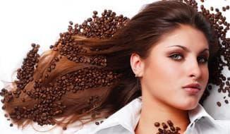 маска для волос с коньяком и кофе