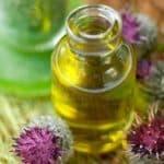 В чем польза репейного масла для волос?