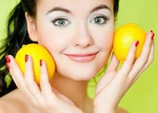 польза эфирного масла лимона для лица
