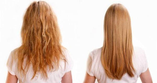 сколько нужно держать кокосовое масло на волосах