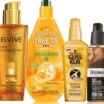 Масло для волос Гарньер: доступное и эффективное
