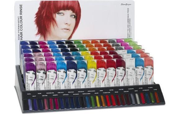 цветные краски для волос StarGazer