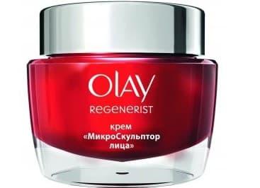 лучшие крема для лица Regenerist от Olay