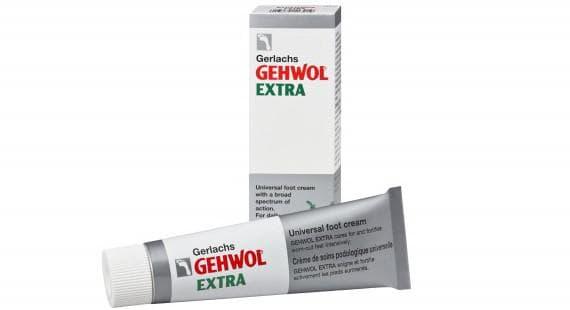 геволь крем для ног Gehwol extra
