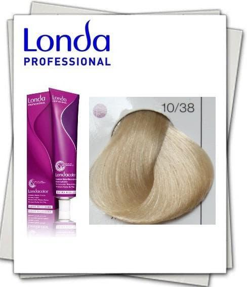 краска для волос лонда блондинка