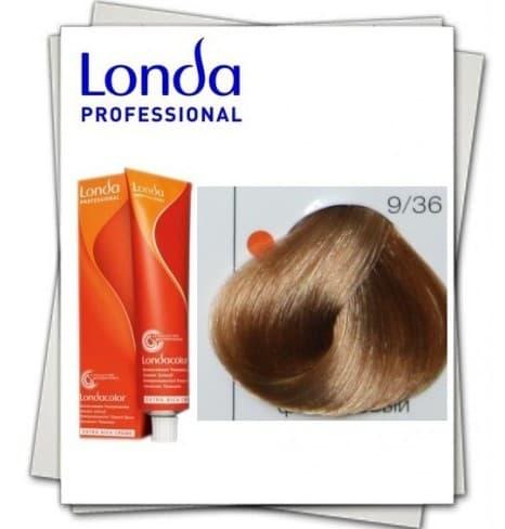 краска для волос лонда Золотистый отлив