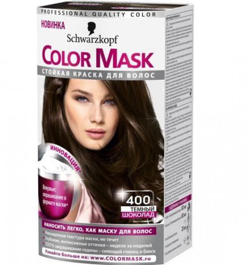 краска для волос шоколадные оттенки Schwarzkopf