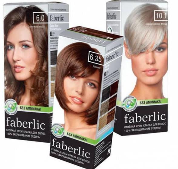 безаммиачные красители для волос