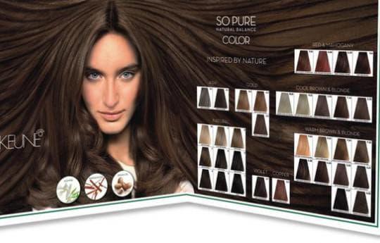 краска для волос на аммиаке Keune Tinta Color