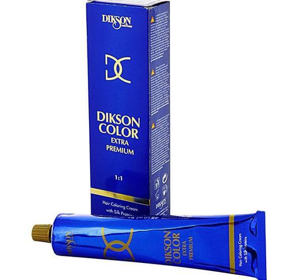 краска для волос на аммиаке Dikson Color Premium