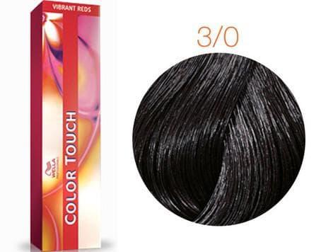 краска для тонирования волос Wella Color Touch