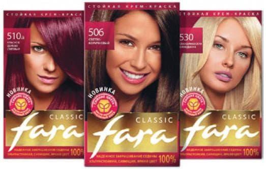 краска для волос фара Classic