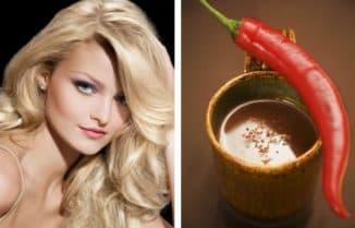 Маска для волос с настойкой красного перца: отзывы, рецепты