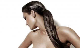 сметана и волосы
