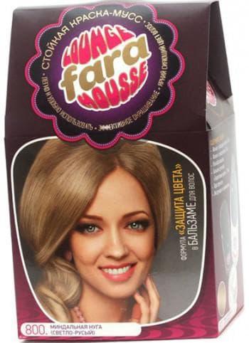 краска для волос фара Lounge Mousse