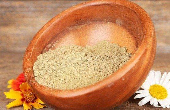 масло чайного дерева и бесцветная хна