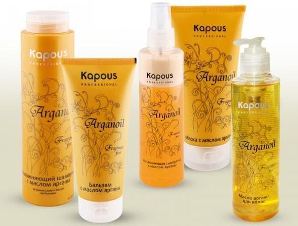масло от «Капус»