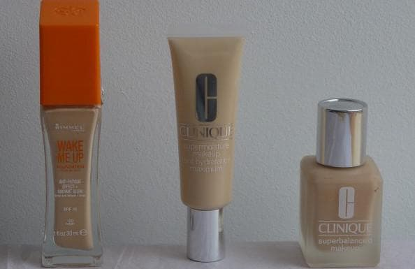 supermoisture makeup от clinique
