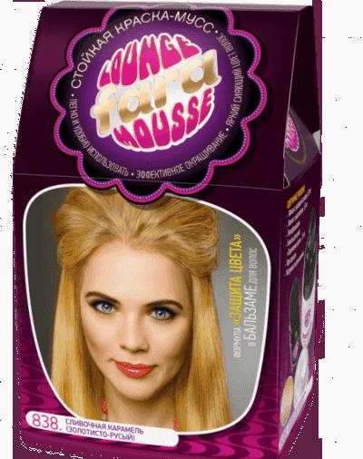 краска для волос фара Lounge Mousse Русые