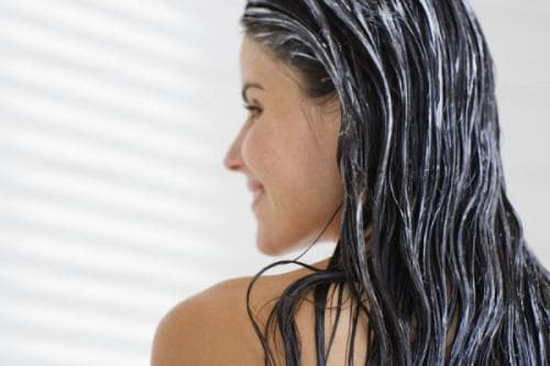 глина и сметана для волос