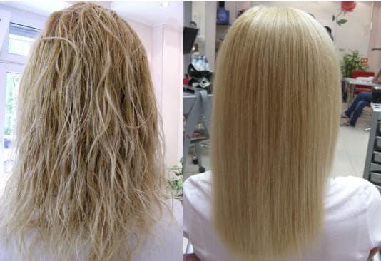 Как можно выпрямить волосы без утюжка