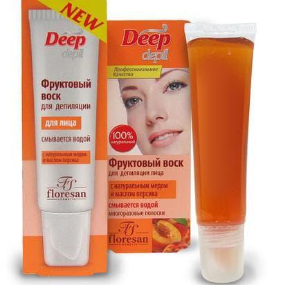 крем депилятор для лица Deep depil