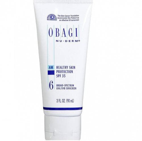 солнцезащитный крем Obagi Nu-Derm Healthy Skin Protection SPF 35