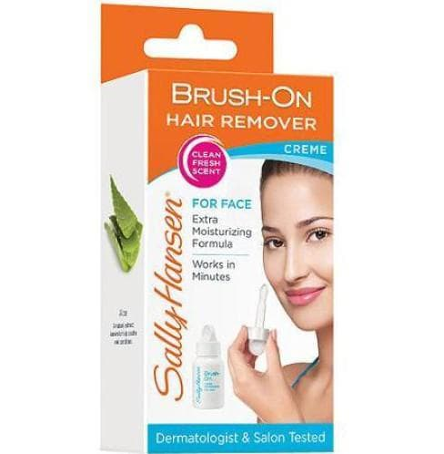крем для депиляции Brush-on Hair Remover Crème for face