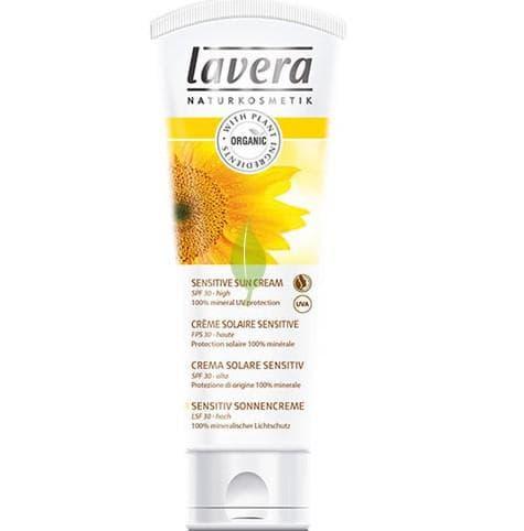 солнцезащитный крем Био-крем Lavera