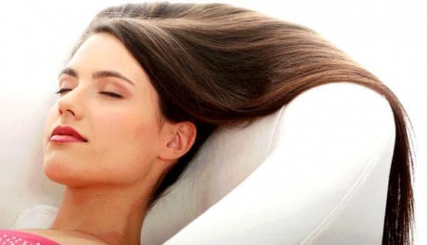 обертывания волос