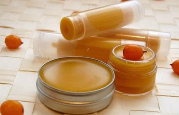 растительное масло для губ