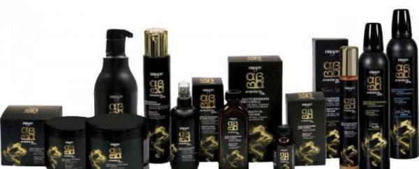 ламинирование волос Dikson