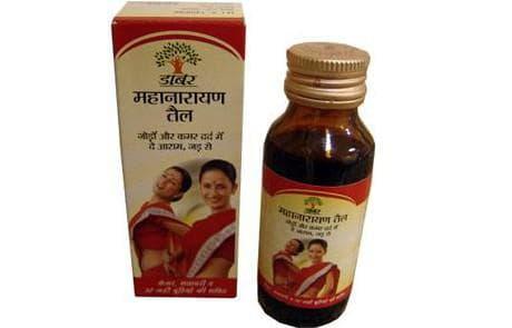 массажное масло для тела Маханараян
