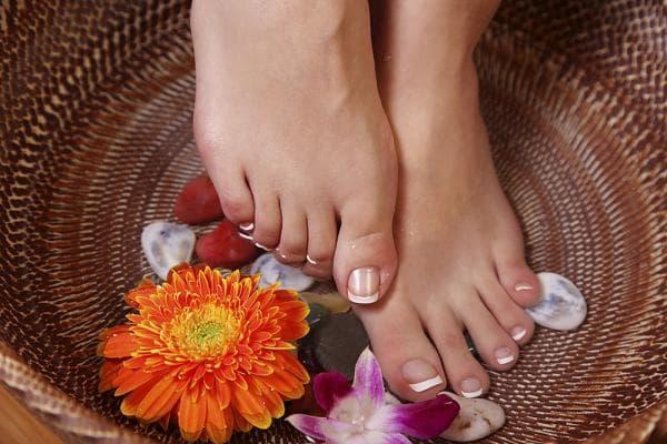 ультрафорез витаминов Е и А на ногах