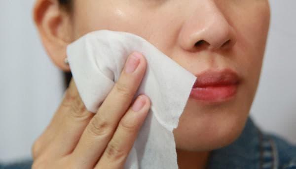 перекись водорода для лица